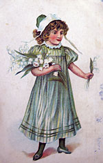 vanhanajan postikortti